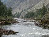 Salmon River Run 1