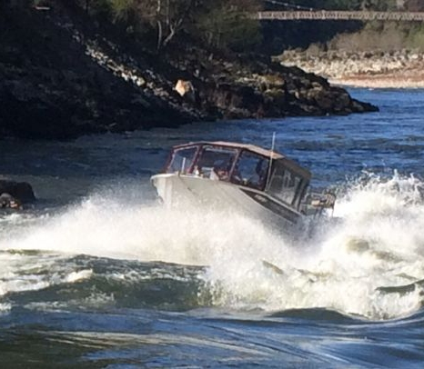 white water jetboating